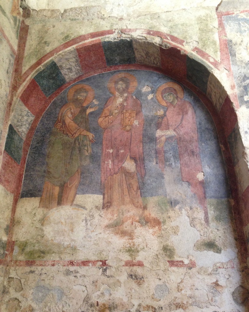Фрески в Мирах Ликийских (Демре)