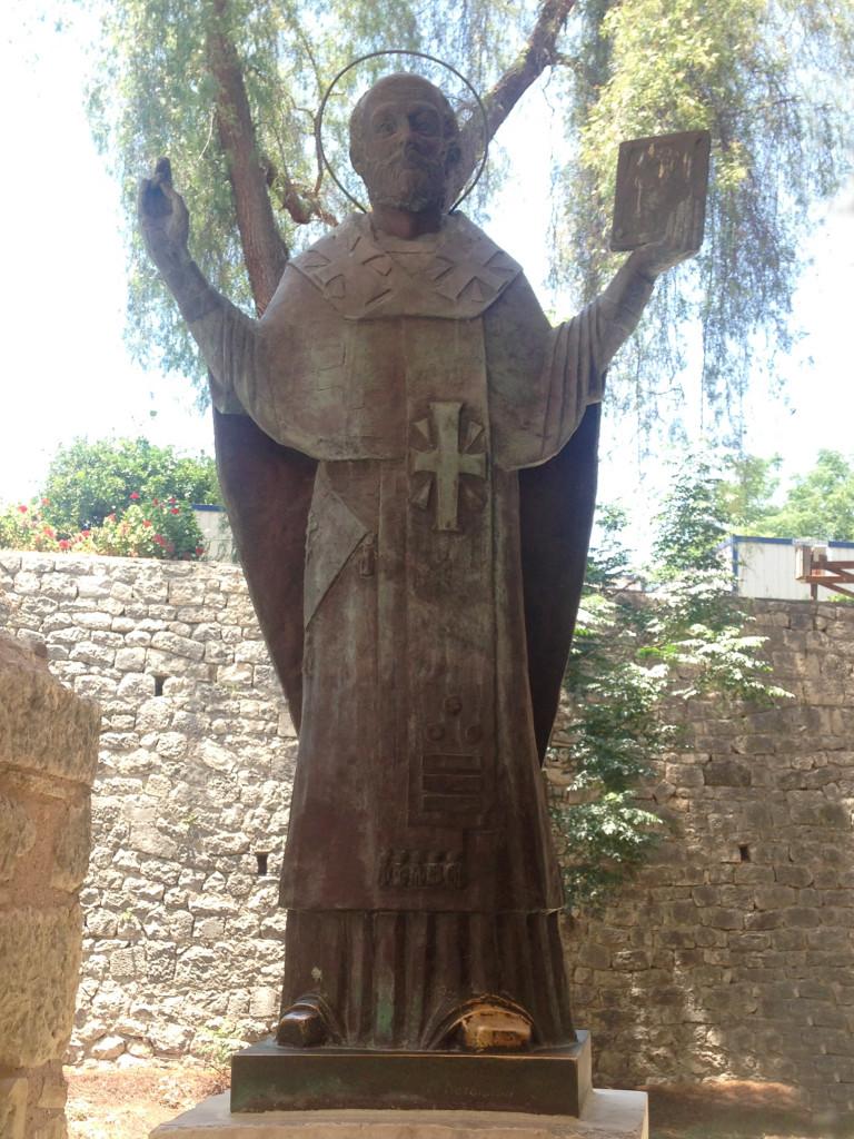 Святитель Николай. Миры Ликийские