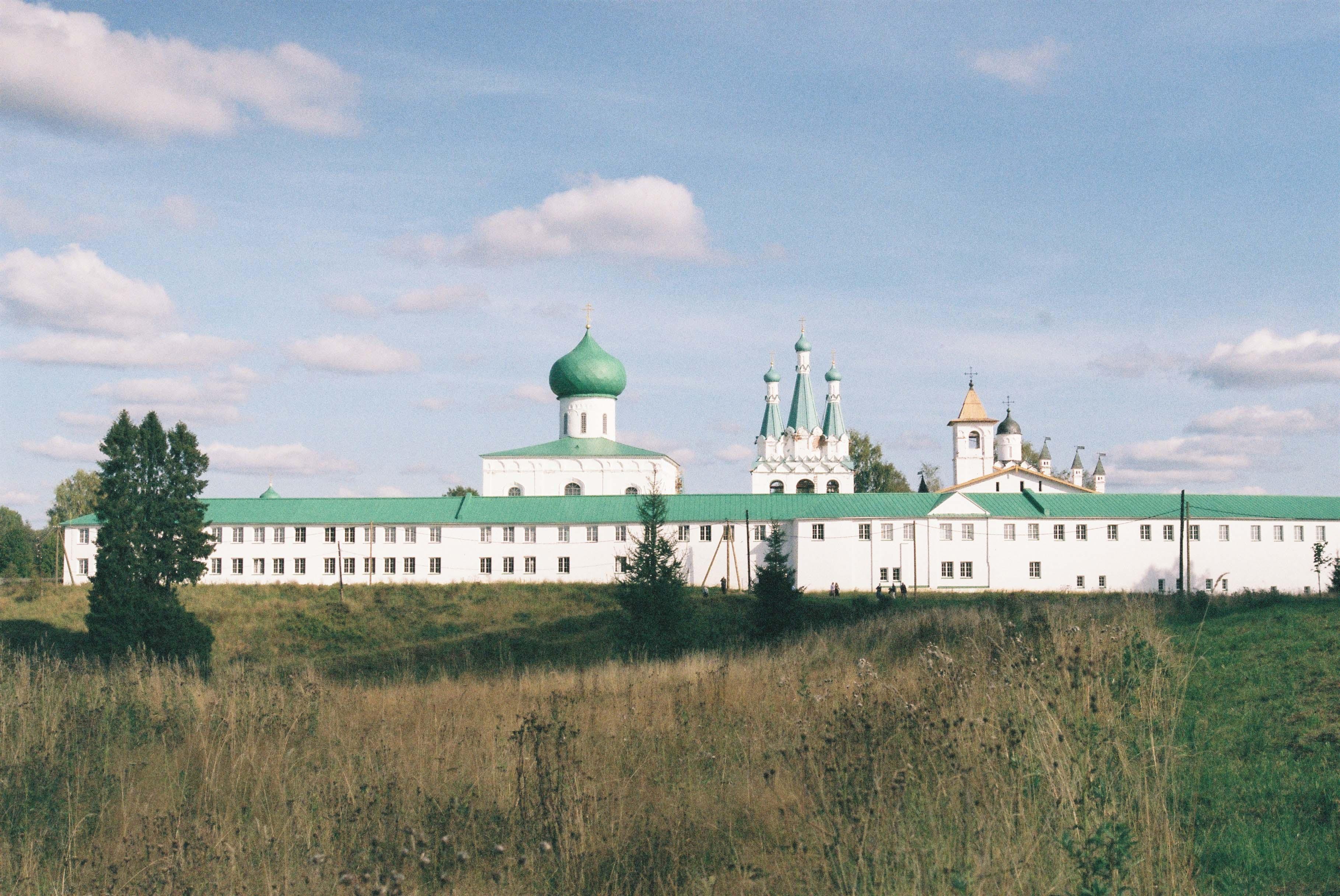 Троицкий комплекс монастыря